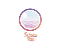 DeLorean Logos