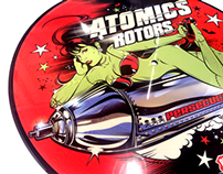 Atomics Rotors - FR