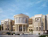 Al Shaikh Koshiak Palace