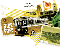 Beaches Trolley 2008