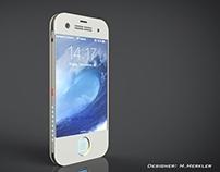 I Phone 8 Concept