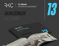 Saloon Design Render