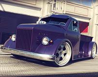 GAZ 51 Pickup