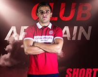 Club Africain | Facebook & Instagram banners