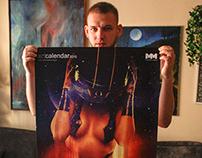 ArtCalendar 2015 poster