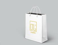 Logo Concept - shopOMG