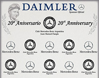 Banner Club Mercedes-Benz