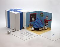 Bluetree Customer Xmas Gift 2014