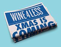 Wine4Less Newspaper