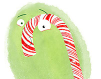 Candy Canes! Yum!