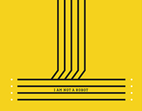 I Am Not A Robot - Zine