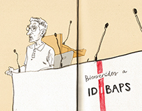 Sketching IDIBAPS