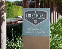 Emery Island Disc Golf Resort
