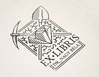 Ex Libris for my grandfather