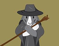 Gandolf Bunny