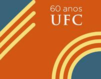 Marca 60 anos UFC
