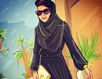 Today's Arab Woman: Storyboard