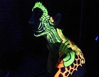 Project Alien (Type in motion University Project)