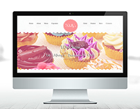 Khay's Cupcakes Website