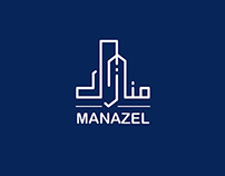 Manazel Real Estate Logo