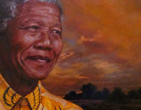Nelson Mandela Portrait Commission
