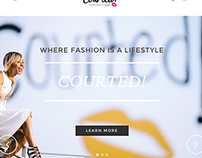 Courted! Style Website/SEO