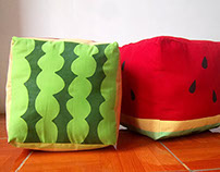 Fruit Pillows