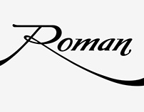 Roman Guitars Logo Concept