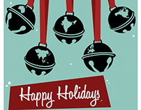 Travel Industry Christmas Card