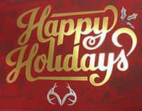 Realtree Holiday Card
