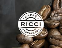 Caffé Ricci Web Design
