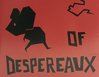 Revamped The Tale Of Despereaux book cover