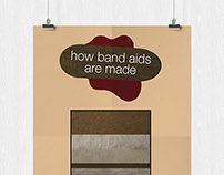 how it's made: band aids