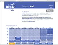KBCU-FM 88.1 website