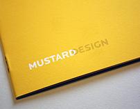 Mustard Design Brochure