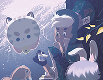 Bee and Puppycat Cover