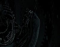 Alien 35th Anniversary Tribute