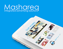 Mashareq Website