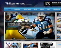 Eugene Amano - NFL Tennessee Titans