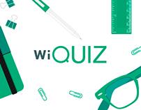 wiQuiz - Students personal Quizapp