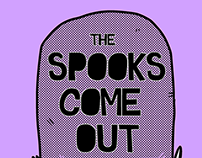 Comic: The Spooks Come Out