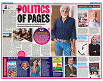 Books Year Ender for Mail Today