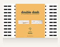 Package Design: double dash marshmallows