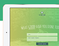 DoGood.to - Share your good deed