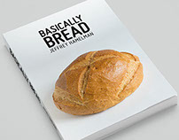 Basically Bread: cookbook design
