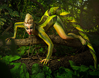 Lizard Hybrid