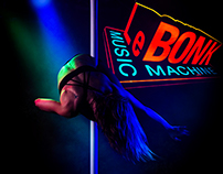 The Art of Body by Pole Dancer Anne Laakkonen