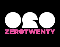 Logo design for the international boyband Zerotwenty.
