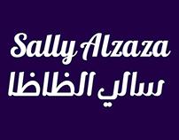 Sally - Custom Font | خط سالي - حصري