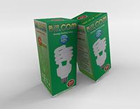 Packaging Design (Energy Bulb)